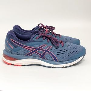 ASICS Womens Gel-Cumulus 20 Wide Running Shoes 8.5